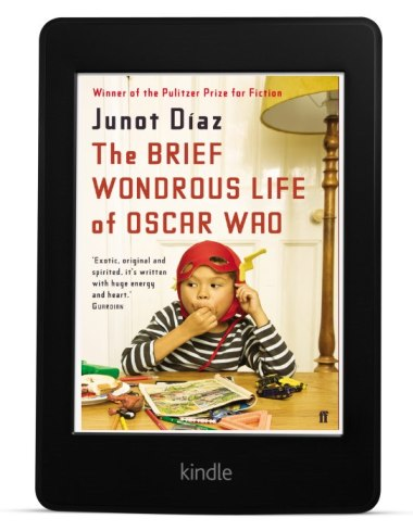 brief wondrous life of oscar wao - kindle
