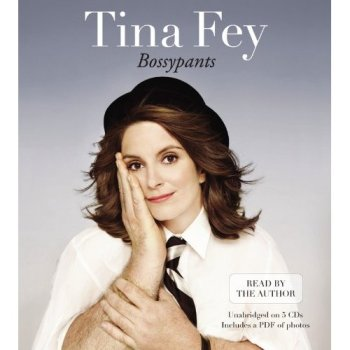 bossypants audiobook